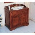 Meuble de Salle de bains CELINE 100 cm pour vasque à poser