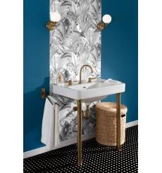 Piétement droit lavabo ART DECO
