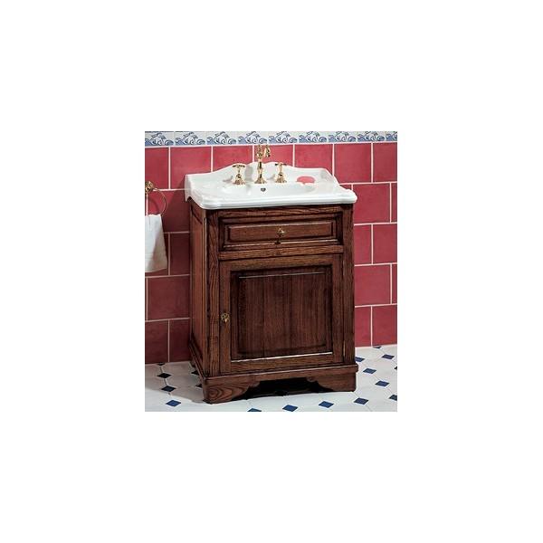 Meuble de salle de bains celine 70 cm pour vasque charleston herbeau - Meuble salle de bain 70 cm ...