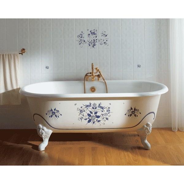 baignoire en fonte jos phine 170 cm herbeau. Black Bedroom Furniture Sets. Home Design Ideas