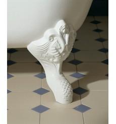 Baignoire en Fonte MARIE LOUISE 154 cm