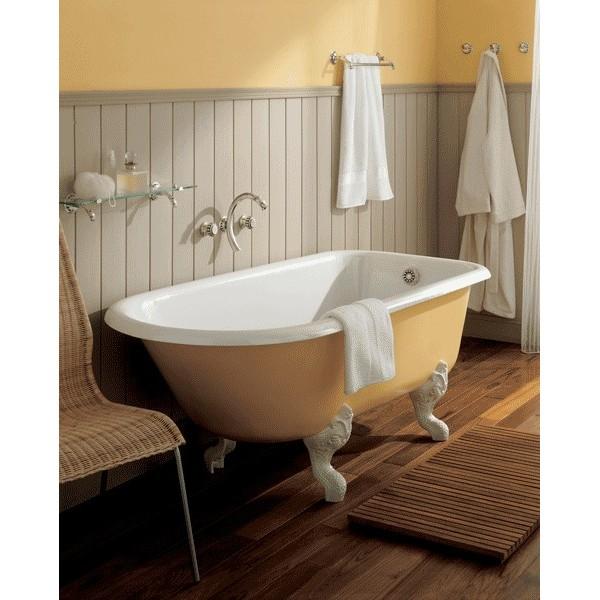baignoire en fonte retro 170 cm herbeau. Black Bedroom Furniture Sets. Home Design Ideas