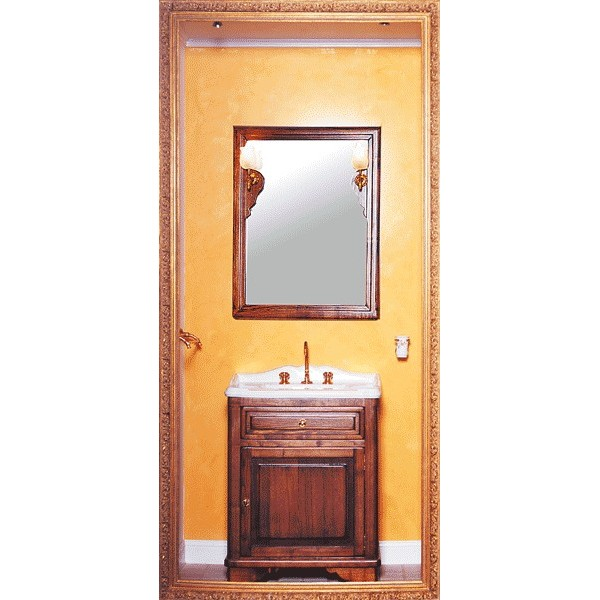 Miroir antiquaire c line 100 cm herbeau for Antiquaire lille meuble