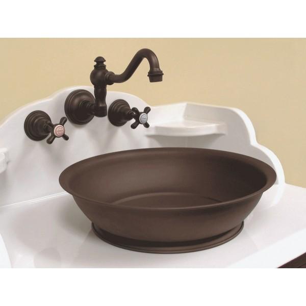 vasque de lavabo poser bonne maman herbeau. Black Bedroom Furniture Sets. Home Design Ideas