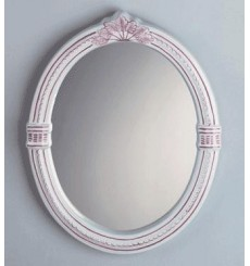 Miroir Glace Ovale 32x39 cm