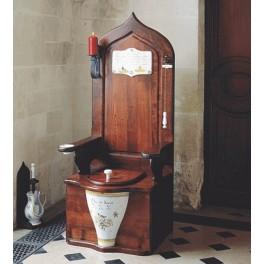 Trône WC Toilette DAGOBERT
