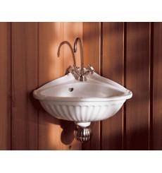 Lave-Mains d'angle en Porcelaine CARLINE