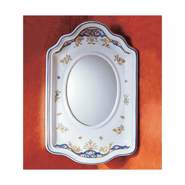 Glace miroir d 39 angle neptune herbeau for Miroir d angle