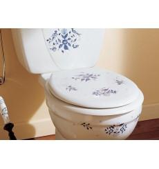 Abattant double de WC CARAIBES