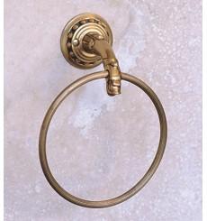 Porte Serviette 1 anneau POMPADOUR