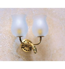 Applique Lampe 2 globes POMPADOUR
