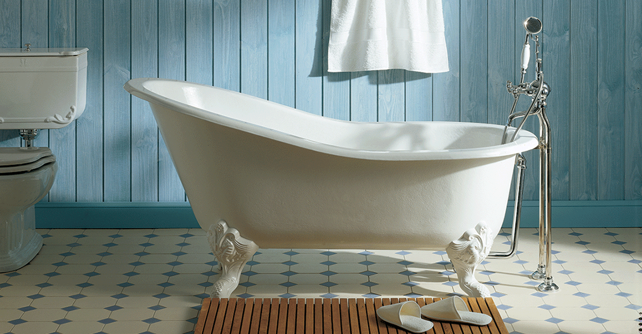 What\'s Your Bathtub Type? | Laurie March